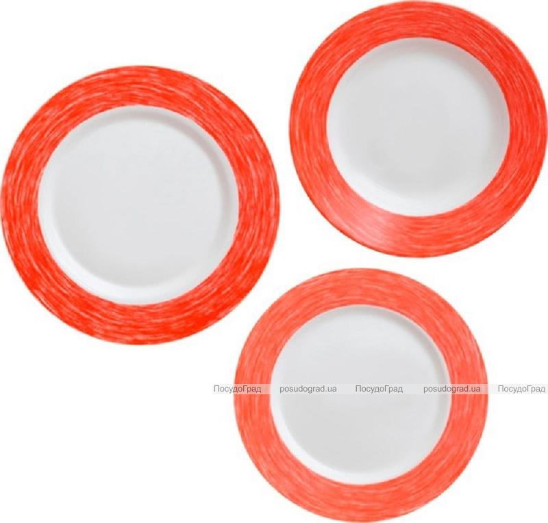 Столовый сервиз Luminarc Color Days Red на 6 персон 18 предметов