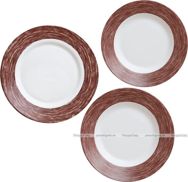 Столовый сервиз Luminarc Color Days Chocolat на 6 персон 18 предметов