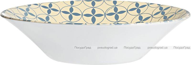 Набір 6 салатників Luminarc Nordic Scandie Ø18см, склокераміка