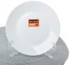 Набор 12 обеденных тарелок Arcopal Zelie Ø25см