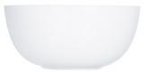 Набор 6 салатников Luminarc Diwali White Ø18см, стеклокерамика