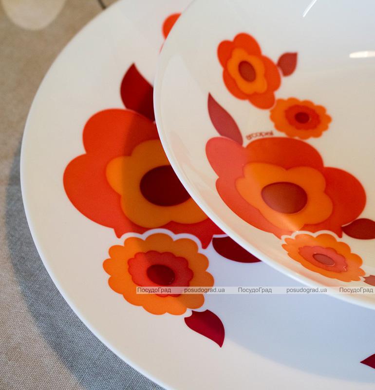 Столовий сервіз Arcopal Lotus 18 предметів на 6 персон