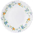 Набор 12 обеденных тарелок Arcopal Cybele Ø25см