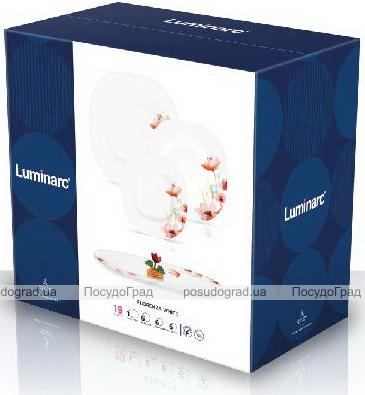 Столовий набір Luminarc Florenza на 6 персон 19 предметів