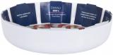 Форма (блюдо) для запікання Luminarc Diwali White кругла Ø30см зі склокераміки