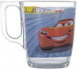 Кружка детская Luminarc Disney Cars McQueen 250мл стеклянная