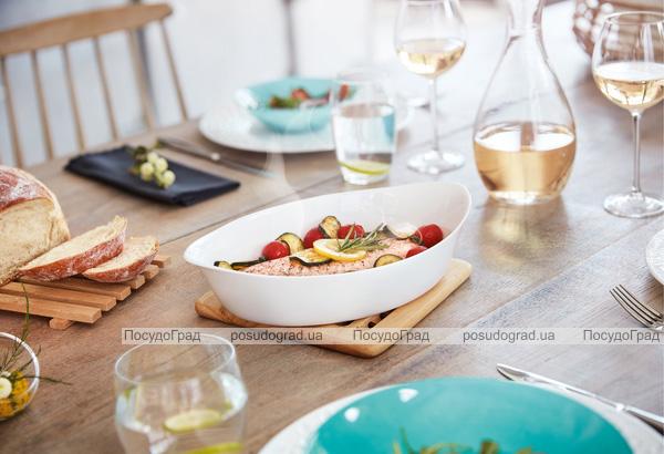 Форма (блюдо) для запікання Luminarc Smart Cuisine овальна 38х23см зі склокераміки