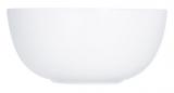 Набір 6 салатників Luminarc Diwali White Ø14.5см, склокераміка