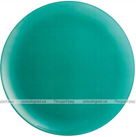 Набор 6 обеденных тарелок Luminarc Arty Menthe Ø26см, стекло