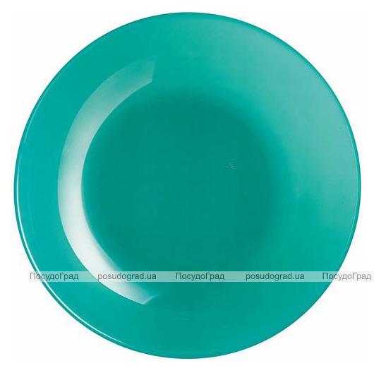 Набір 6 супових тарілок Luminarc Arty Menthe Ø20см, скло