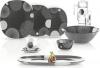 Столовий набір Luminarc Const Black на 12 персон 69 предметів