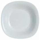 Набор 24 суповых тарелки Luminarc Carine Granit, квадратные 21см