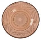 Набор 6 десертных тарелок Luminarc Louison Eclipse Ø19см, стекло