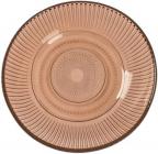Набор 6 обеденных тарелок Luminarc Louison Eclipse Ø25см, стекло