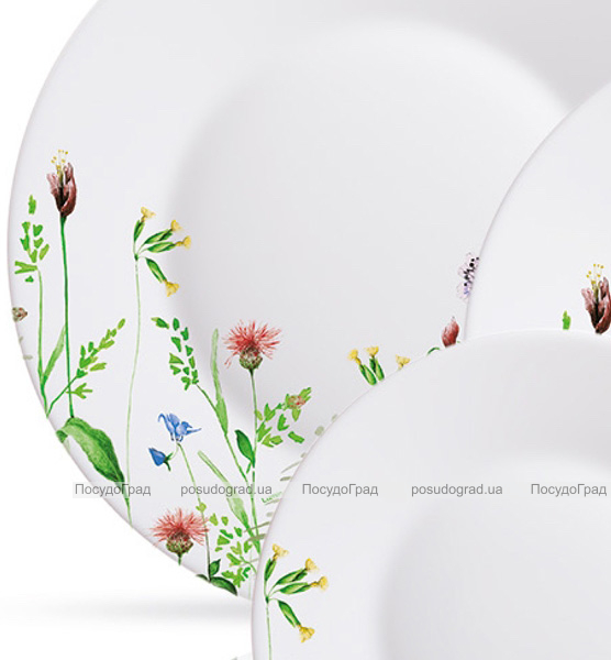 Столовый сервиз Luminarc Eufloria на 6 персон 46 предметов