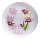 Набор 6 десертных тарелок Luminarc Dream Grass Ø19см, стеклокерамика