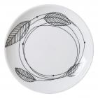Набір 6 десертних тарілок Luminarc Sketch Ø19см, склокераміка