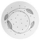 Набір 6 супових тарілок Luminarc Sketch Ø20см, склокераміка
