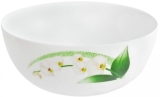 Набір 6 салатників Luminarc White Orchid Ø21см, склокераміка