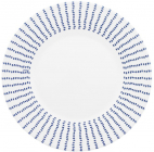 Набір 6 обідніх тарілок Luminarc Caribeenne Blue Ø28см