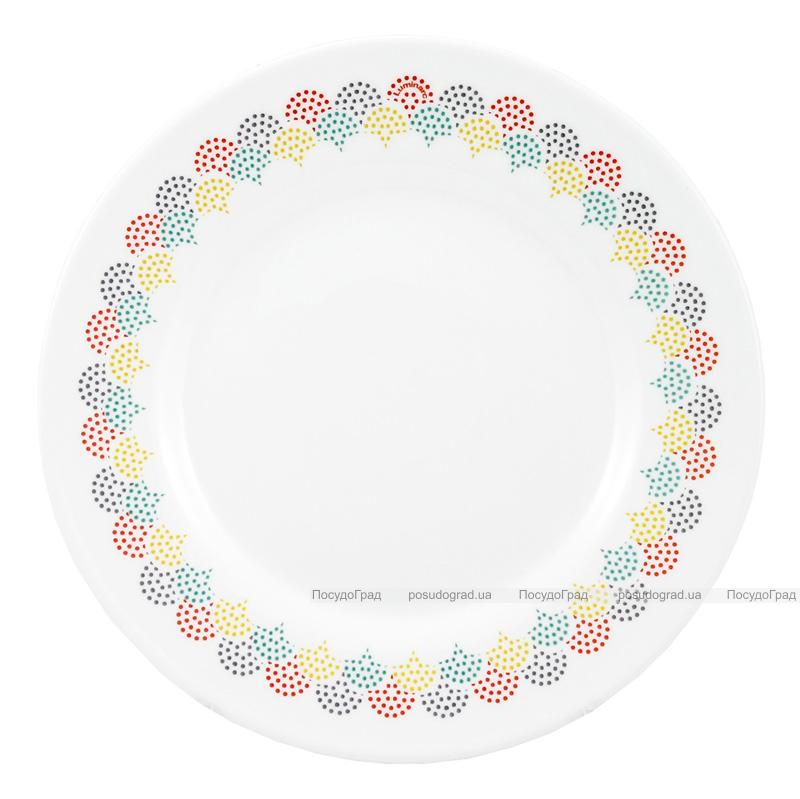 Набор 6 десертных тарелок Luminarc Artificia Ø19см