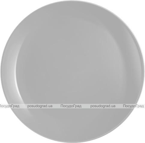 Набор 6 подставных тарелок Luminarc Diwali Granit Ø27.3см