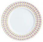 Набір 6 супових тарілок Luminarc Trigone Ø22см, склокераміка
