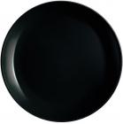 Набор 6 подставных тарелок Luminarc Diwali Black Ø27.3см