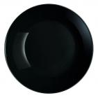 Набір 6 супових тарілок Luminarc Diwali Noir Ø20см