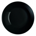 Набор 6 суповых тарелок Luminarc Diwali Black Ø20см