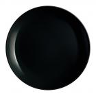Набір 6 десертних тарілок Luminarc Diwali Black Ø19см