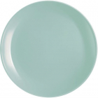 Набор 6 подставных тарелок Luminarc Diwali Light Turquoise Ø27.3см