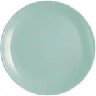 Набір 6 підставних тарілок Luminarc Diwali Light Turquoise Ø27.3см