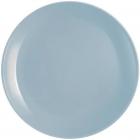 Набор 6 подставных тарелок Luminarc Diwali Light Blue Ø27.3см
