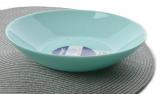 Набор 6 суповых тарелок Luminarc Diwali Light Turquoise Ø20см
