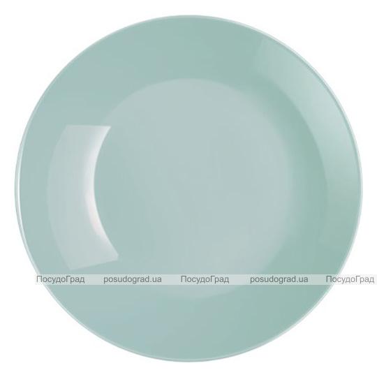 Набір 6 супових тарілок Luminarc Diwali Light Turquoise Ø20см