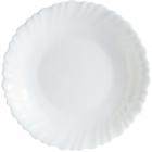 Набір 6 обідніх тарілок Luminarc Feston Ø25см, склокераміка