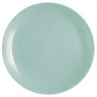 Набор 6 обеденных тарелок Luminarc Diwali Light Turquoise Ø25см