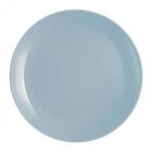 Набір 6 десертних тарілок Luminarc Diwali Light Blue Ø19см