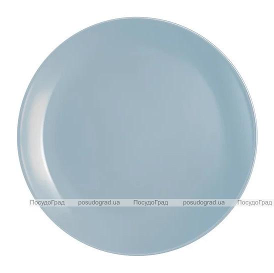 Набор 6 десертных тарелок Luminarc Diwali Light Blue Ø19см