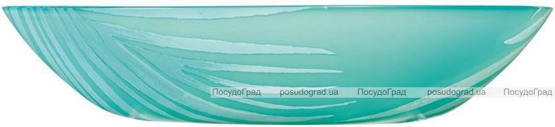 Набір 6 супових тарілок Luminarc Crazifolia Ø20см, скло