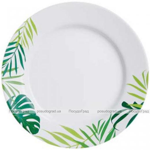 Набор 6 обеденных тарелок Luminarc Jungle Fever Ø26.5см, стеклокерамика