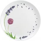 Набір 6 обідніх тарілок Luminarc Lavender Ø19см, склокераміка