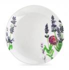 Набор 6 десертных тарелок Luminarc Lavender Ø19см, стеклокерамика