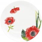 Набор 6 обеденных тарелок Luminarc Blooming Ø25см