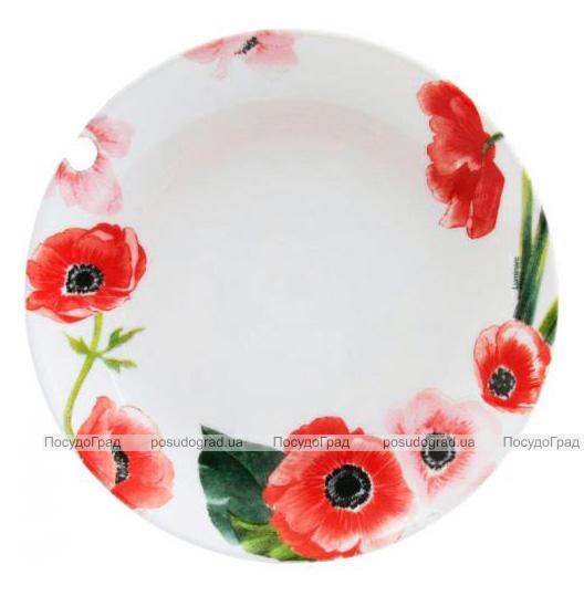 Набір 6 десертних тарілок Luminarc Blooming Ø19см