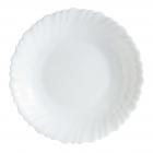 Набір 6 десертних тарілок Luminarc Feston Ø19см, склокераміка