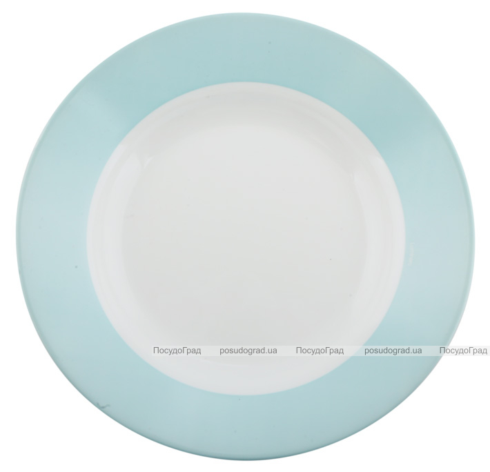 Набір 6 супових тарілок Luminarc Astelia Blue Ø22см