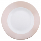 Набор 6 суповых тарелок Luminarc Astelia Pink Ø22см