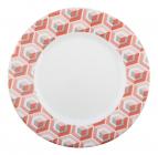 Набір 6 десертних тарілок Luminarc Astelia Pink Ø19см